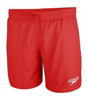 SPEEDO Essential 16 Watershort M Red pán. plavkové šortky