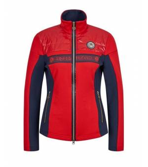 Sportalm Fd Prairie W Jacket Crimson mikina