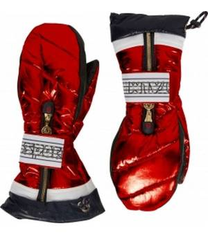 Sportalm Guelph W Gloves Crimson rukavice