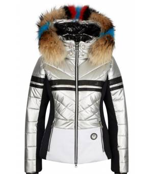 Sportalm Synonym M.Kap W Ski Jacket Silver bunda