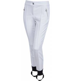 Sportalm Field W Ski Pants White Nohavice