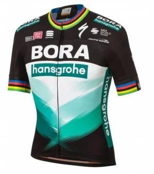 Sportful Bora-hansgrohe cyklodres Peter Sagan čierny
