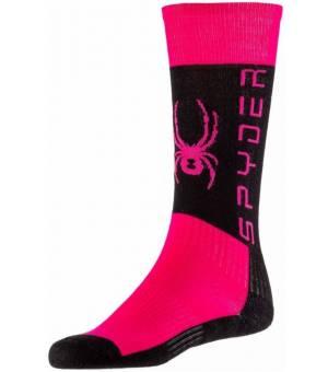 Spyder Imperial W Ponožky Ružové