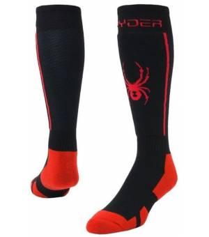 Spyder Sweep M Ponožky Čierne