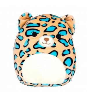 Squishmallows Liv Leopardica plyšová hračka