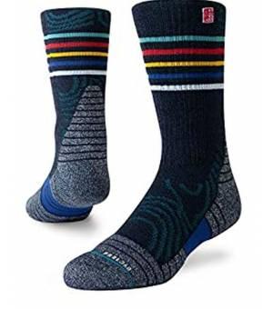 Stance Ulvetanna Trek Navy Ponožky Modré