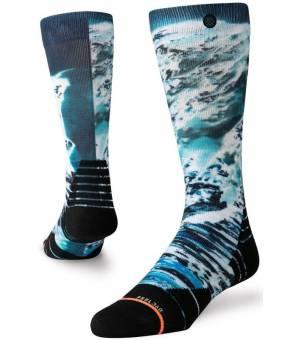 Stance Blue Yonder W Snow Blue Ponožky Modré
