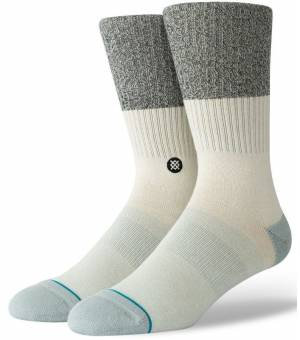Stance Neapolitan Ponožky Biele