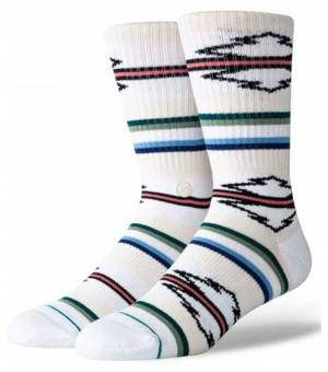 Stance Odessa Ponožky Biele