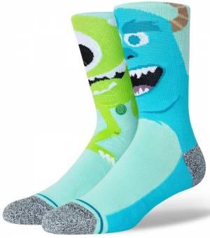Stance Monstropolis Ponožky Modré