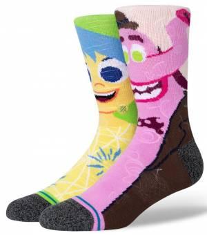 Stance Riley Andersen Ponožky Ružové