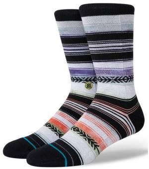 Stance Reykir Ponožky Čierne