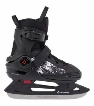 Tecno Pro Alpha Soft Boy 2.0 Black detské ľadové korčule