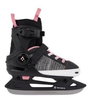 Tecno Pro Alpha Soft Girl 2.0 Black detské ľadové korčule