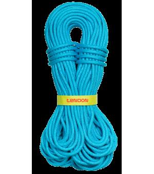 Tendon Master Pro 9,2mm 60m lano tyrkysové