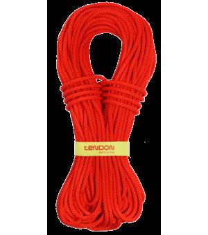 Tendon Master 7,8 mm TeFIX 60m lano Oranžové