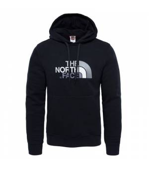 The North Face Drew Peak Pullover M Hoodie black/TNF mikina