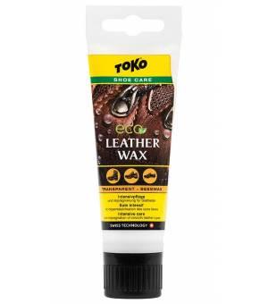 Toko Eco Leather Wax Beeswax 75 ml Ošetrovací Prostriedok