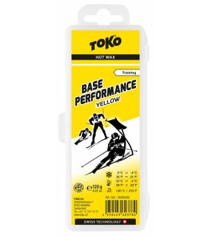 Toko Eco Base Performance Yellow lyžiarsky vosk 120 g
