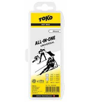 Toko All-In-One Universal lyžiarsky vosk 120 g