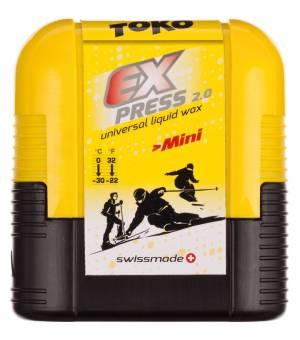 Toko Express Mini 75 ml lyžiarsky vosk
