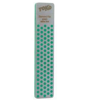 Toko DMT Diamond File Green pilník extra jemný