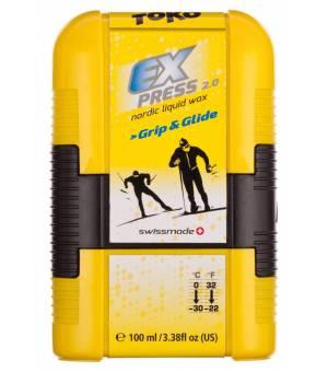 Toko Express Grip & Glide Pocket 100ml vosk na lyže