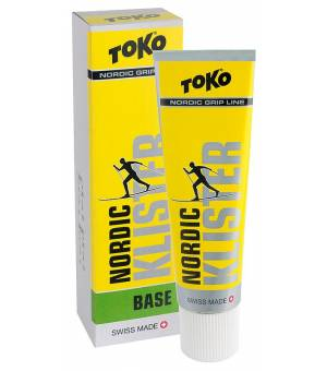 Toko Nordic Base Klister Green vosk na lyže 55 g