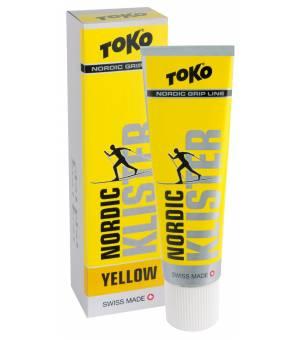 Toko Nordic Klister Yellow vosk na lyže 55 g