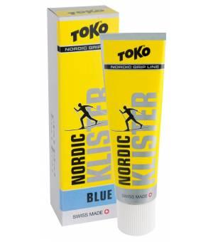 Toko Nordic Klister Blue Vosk na lyže 55 g