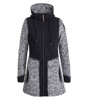 Torstai Montpellier W Jacket Dark Blue/Dark Grey mikina