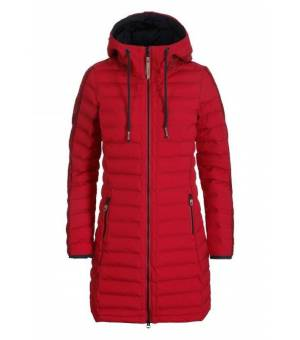 Torstai Clermont Jacket W Jacket Red bunda