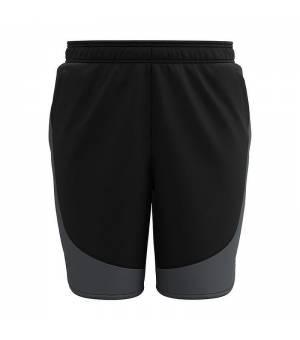 Under Armour HIIT Woven Colorblock M Shorts Black kraťasy