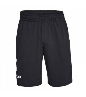 Under Armour Sportstyle Cotton Black Shorts M šortky