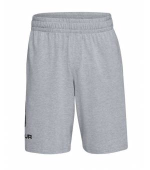 Under Armour Sportstyle Cotton Light Grey Shorts M šortky