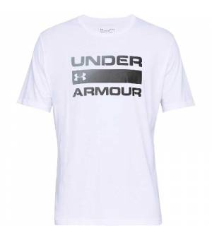 Under Armour Team Issue tričko biele 2020
