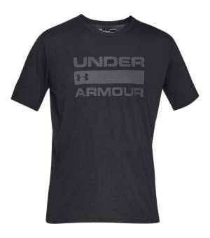 Under Armour Team Issue tričko čierne 2020