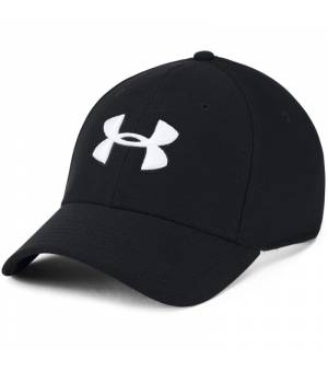 Under Armour Blitzing II Black šiltovka