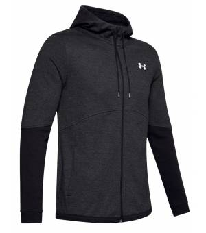 Under Armour Double Knit Fz Hood M Mikina