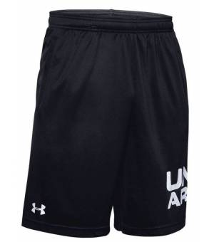 Under Armour Tech Wordmark Black Shorts M šortky