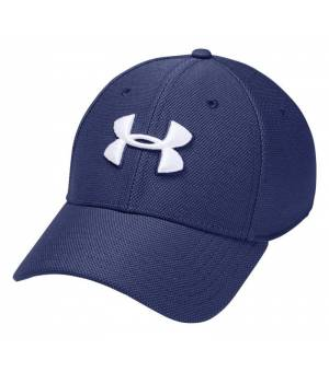 Under Armour Heath Blit 3.0 Navy Blue šiltovka