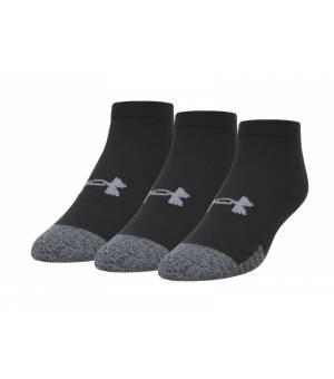 Under Armour UA Heatgear Locut Black ponožky