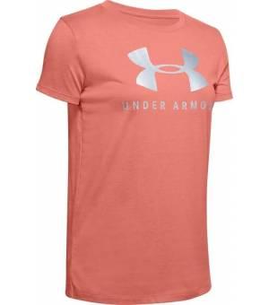 Under Armour Graphic Sportstyle Classic Crew dámske tričko