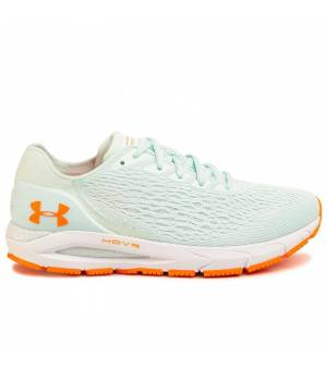 Under Armour UA HOVR Sonic 3 W rift blue/white/orange shark