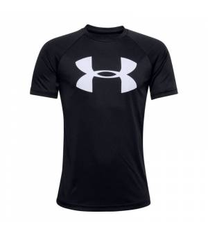 Under Armour Tech Big Logo SS Black tričko