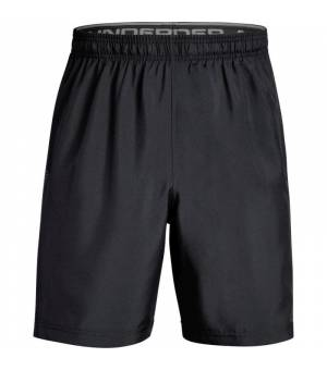 Under Armour Woven Graphic M Black / Dark Grey šortky
