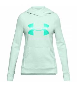 Under Armour Rival Fleece W mikina s kapucňou
