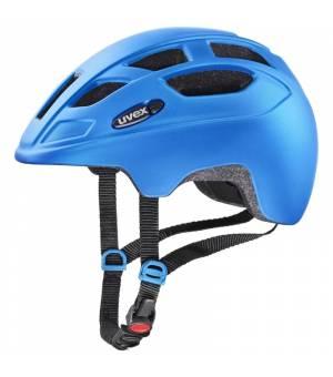 Uvex C Finale Jr. Blue Matt 51-55cm cyklistická prilba 2020