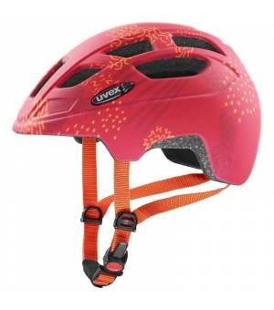 Uvex C Finale Jr. Red Orange matt 51-55cm cyklistická prilba 2020