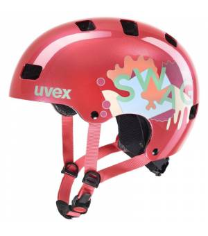 Uvex C Kid 3 Coral 51-55 cm cyklistická prilba 2020